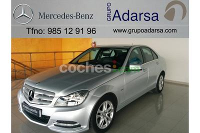 Mercedes Clase C C 220cdi Be Avantgarde 4 p. en Valladolid