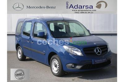 Mercedes Citan Combi 109cdi 5 p. en Valladolid
