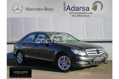 Mercedes Clase C C 220cdi Be Avantgarde Eco Edition 7g P. 4 p. en Valladoli