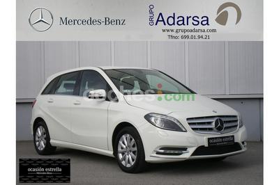 Mercedes B 180CDI BE - 23.900 € - coches.com