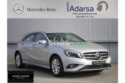 Mercedes Clase A A 180cdi 5 p. en Valladolid
