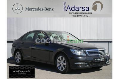 Mercedes Clase C C 220cdi Be Classic 4 p. en Valladolid