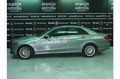 Mercedes E 200CDI BE Avantgarde AMG Edition 7GPlus - 34.900 € - coches.com