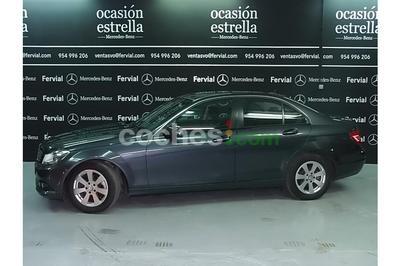 Mercedes Clase C C 200cdi Be Classic 4 p. en Sevilla