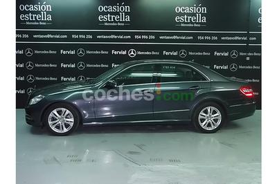 Mercedes E 200CDI BE Avantgarde Aut. - 27.900 € - coches.com