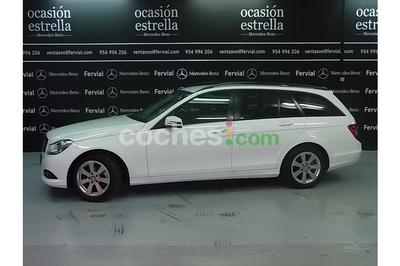 Mercedes Clase C C Estate 180cdi Be 5 p. en Sevilla