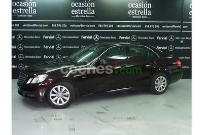Mercedes Clase E E 200cdi Be 4 p. en Sevilla