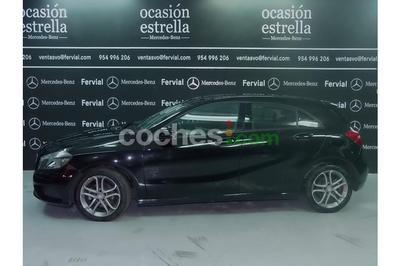 Mercedes Clase A A 180cdi 5 p. en Sevilla
