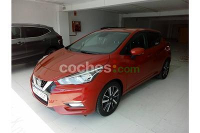 Nissan Micra 1.5dci S&s N-connecta 90 5 p. en Barcelona
