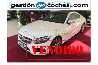 Mercedes C Coupé 300 9G-Tronic - 45.000 € - coches.com