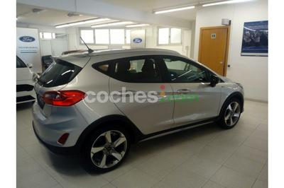 Ford Fiesta 1.5TDCi Active 85 - 15.950 € - coches.com