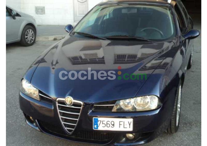 Foto del ALFA ROMEO 156 Sportwagon 1.9JTD Sport 115