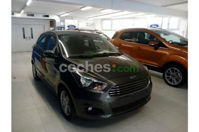 Ford Ka + 1.19 Ti-vct Ultimate 5 p. en Barcelona