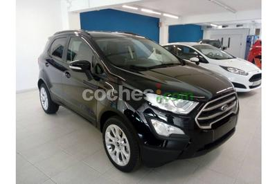 Ford EcoSport 1.0 EcoBoost Trend 125 - 16.800 € - coches.com