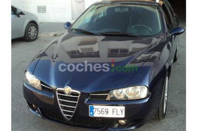 Alfa Romeo 156 Sportwagon 1.9jtd Sport 115 5 p. en Malaga