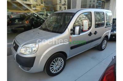 Fiat Dobló Combi 1.9mjt Dynamic Plus 4 p. en Malaga