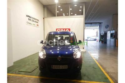 Fiat Dobló Combi 1.3mjt Dynamic 4 p. en Malaga
