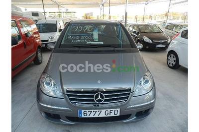 Mercedes A 180CDI Avantgarde - 9.990 € - coches.com