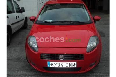 Fiat Punto 1.3mjt 16v Feel-class 3 p. en Malaga