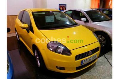 Fiat Punto 1.3Mjt 16v Feel-Class - 5.900 € - coches.com
