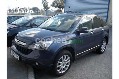 Honda CR-V 2.2i-CTDi Luxury - 15.900 € - coches.com
