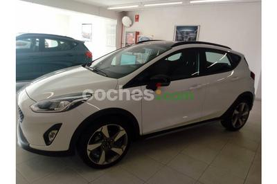 Ford  1.0 EcoBoost S-S Active 100 - 14.400 - coches.com
