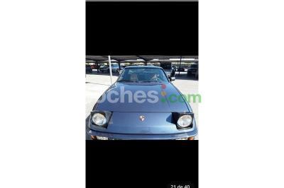 Porsche 924 2.0 Aut. - 7.300 € - coches.com