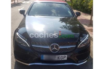 Mercedes C Cabrio 220d - 46.000 € - coches.com