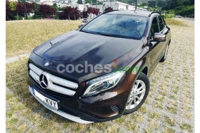 Mercedes GLA 200CDI Style - 14.500 € - coches.com