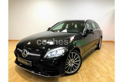 Mercedes C Estate 300 9G-Tronic (9.75) - 59.900 € - coches.com