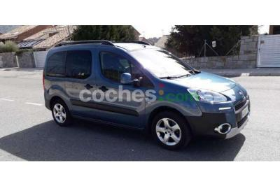 Peugeot Partner Tepee 1.6 Access - 6.100 € - coches.com