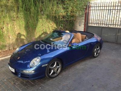 Porsche 911 Carrera Cabrio - 47.000 € - coches.com