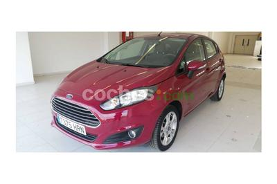 Ford Fiesta 1.25 Trend 82 - 7.300 € - coches.com