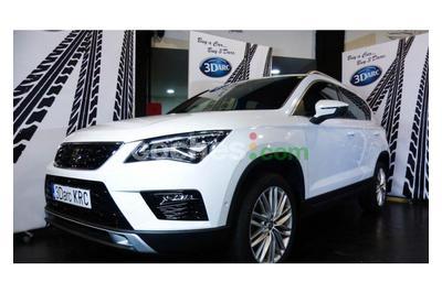 Seat Ateca 1.6TDI CR S&S Ecomotive Xcellence DSG - 23.900 € - coches.com