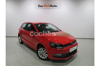 Volkswagen Polo 1.0 Bmt A- 55kw 3 p. en Zaragoza