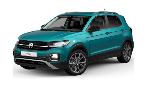 VOLKSWAGEN T-Cross 1.0 TSI Edition